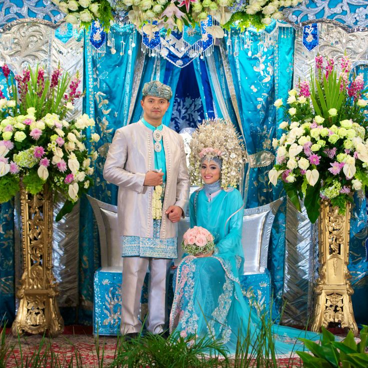 Meyda Sefira and Yusuf Wedding Reception
