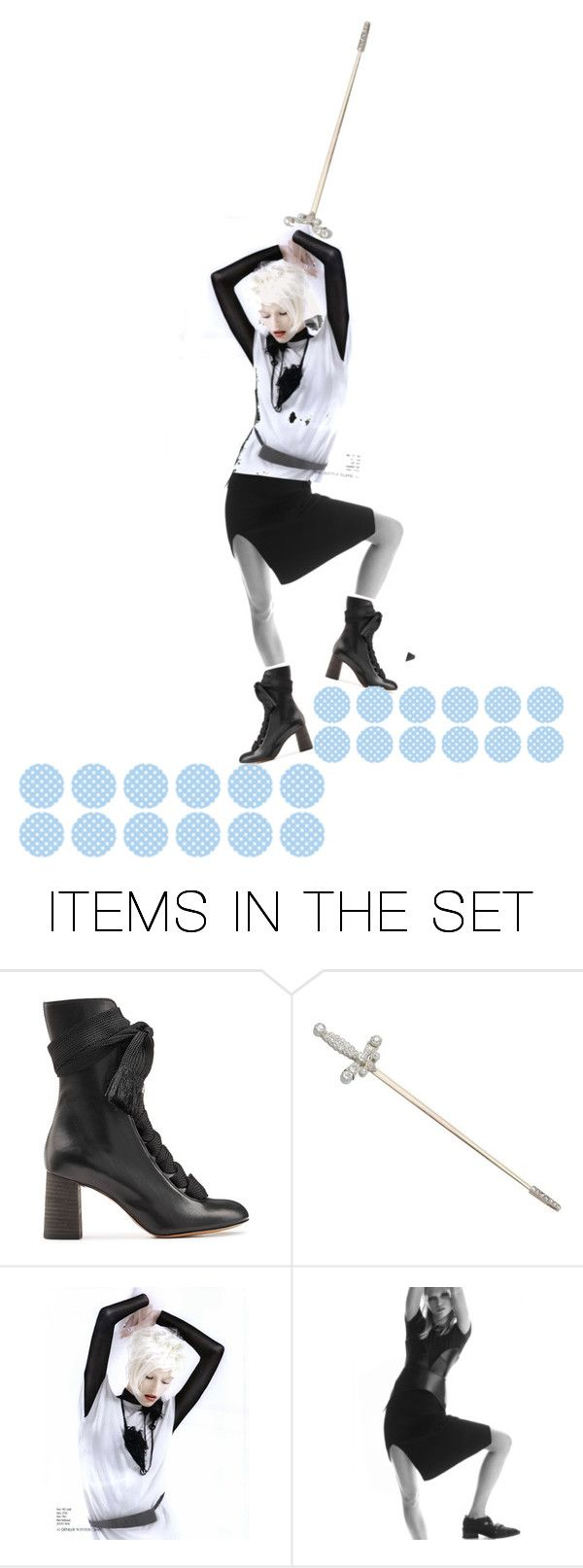 """""""Live by the sword..........."""" by diannecollier ❤ liked on Polyvore featuring art"""