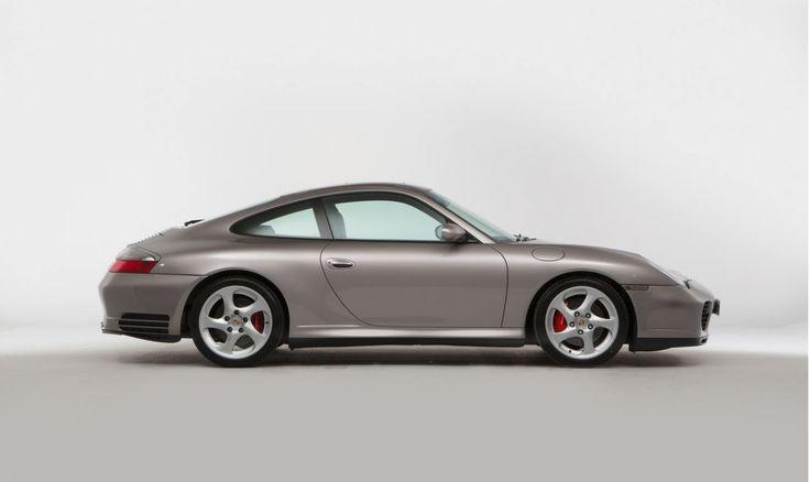 2004 PORSCHE 996 C4S