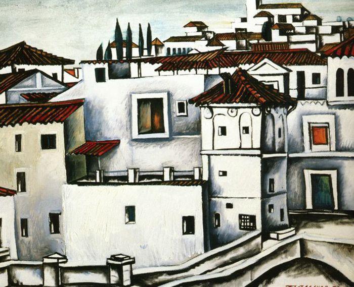 Tahir Salahov Soviet Azerbaijani Russian B Baku Azerbaijan 1928 London Art Gallery Art London Art