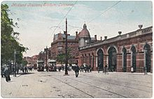 Leicester railway station - Wikipedia