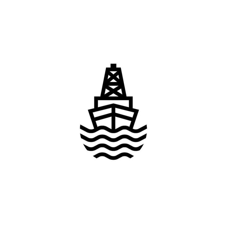 Ship Mark by Lorena González @lorenagggil by logoinspirations