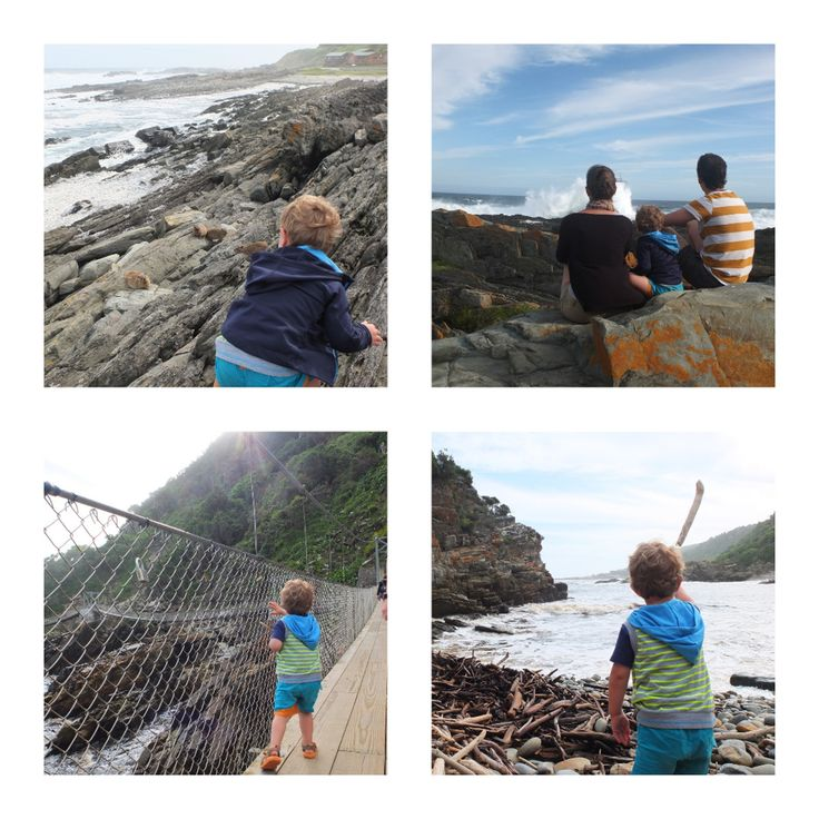 Let's play at Storms River, South Africa | One Footprint On The World