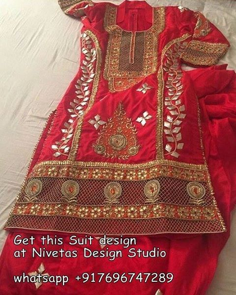 Follow for beautiful punjabi suit designs @nivetas.design.studio @nivetas.design.studio @nivetas.design.studio #punjabisalwarsuit #salwar #suits #nivetasdesignstudio #desi #ethnic #punjabi #fashion #indianwear #indianfashion #patiala #salwar #design #salwarkameej #patiala_salwar_kameez #desifashion