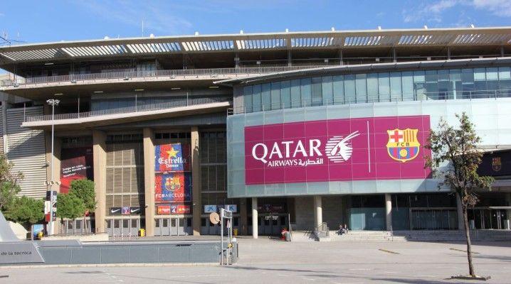 Stadion Camp Nou FC Barcelona