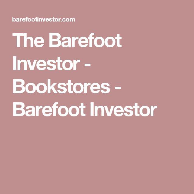 The Barefoot Investor - Bookstores - Barefoot Investor