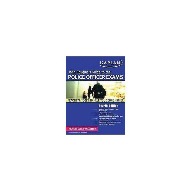 John Douglas's Guide to the Police Officer Exams (Paperback)