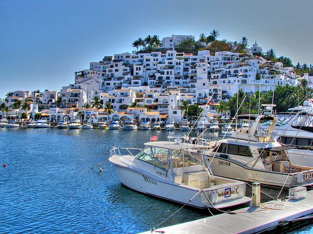 """Marina Las Hadas, Manzanillo 