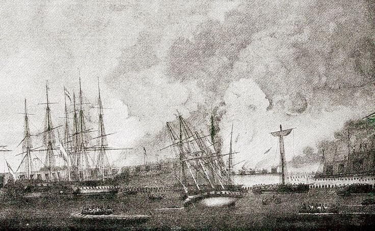 Palembang 1821
