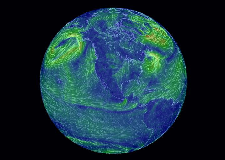 Best Wind Map Ideas On Pinterest Wind Weather Map Detailed - Wind map of the us