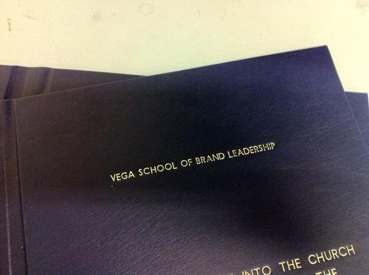 Unisa thesis binding