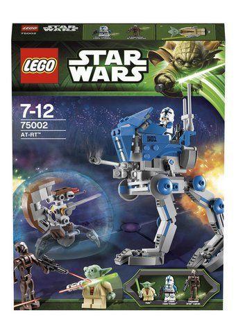 LEGO Star Wars AT-RT (75002) #LEGO
