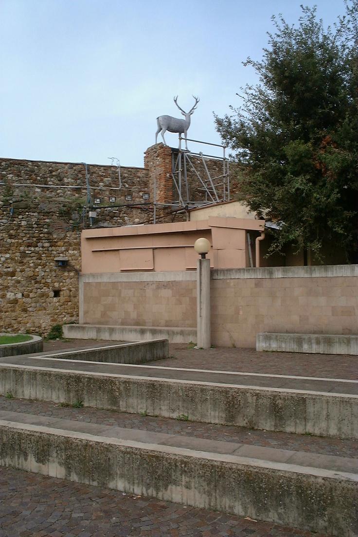 San Casciano Val di Pesa, Mario Merz