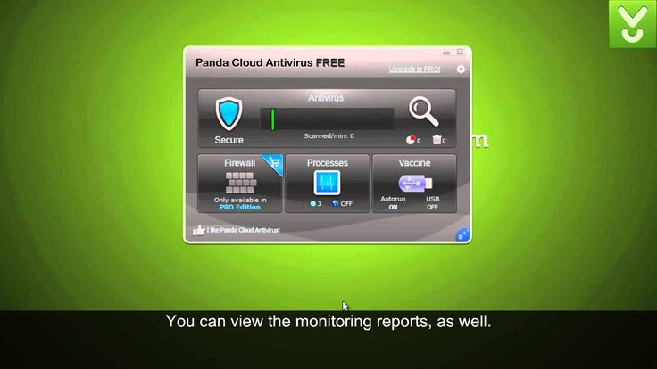 Panda Cloud Antivirus Free Edition - Protect your PC securely - Download...