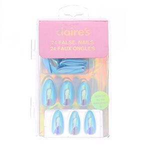 nail polish stickers  fake nails for girls  claire's