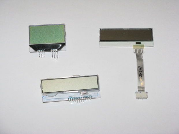 Chip on Glass Liquid Crystal Displays (COG LCD)                                                                                                                                                                                 More
