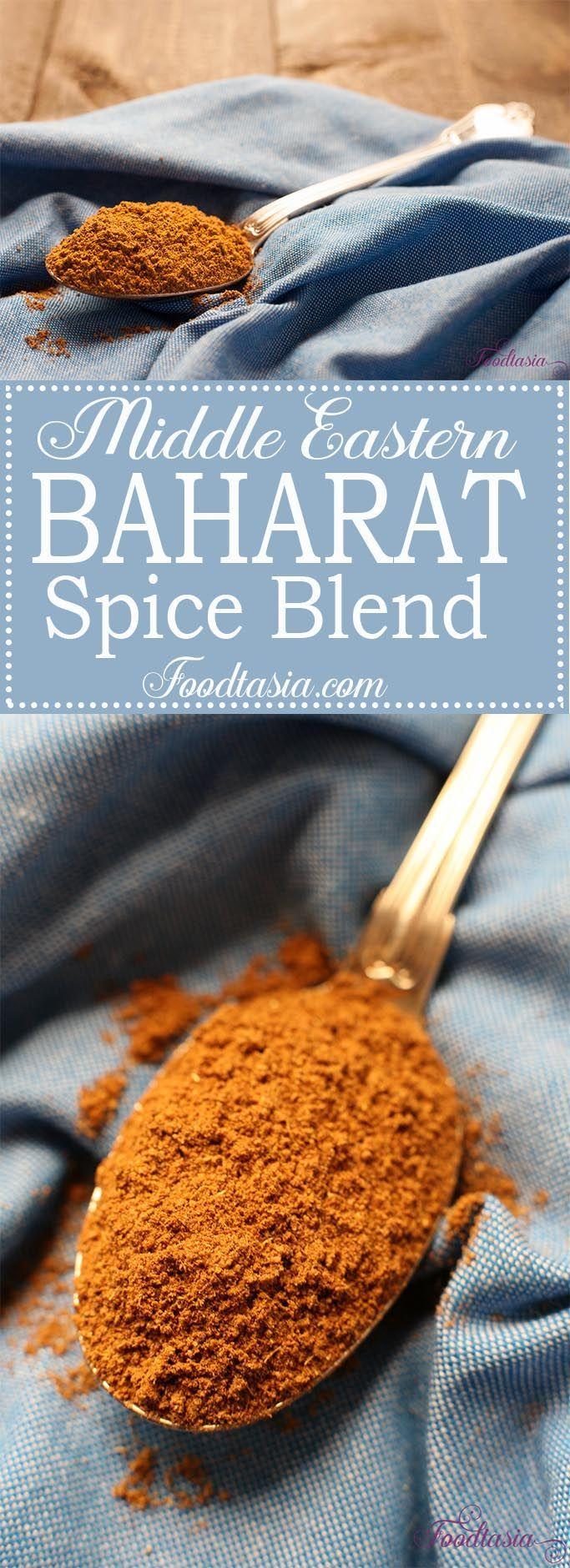 Blue apron quesadilla spice blend - Baharat Middle Eastern Spice Blend