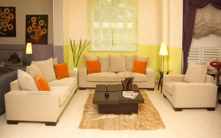 Modern Living Room Furniture (2)   Luxurious Living Rooms ...