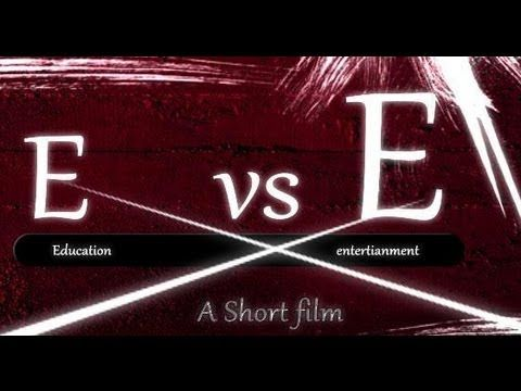 E vs E short film