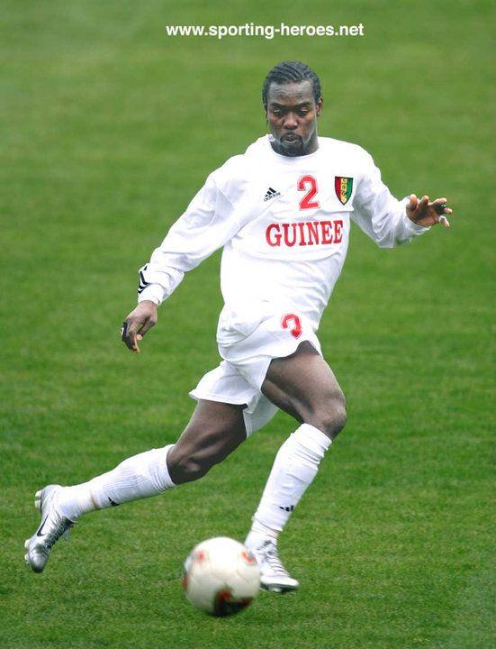 Pascal Feindouno - Guinee - Coupe d'Afrique des Nations 2004