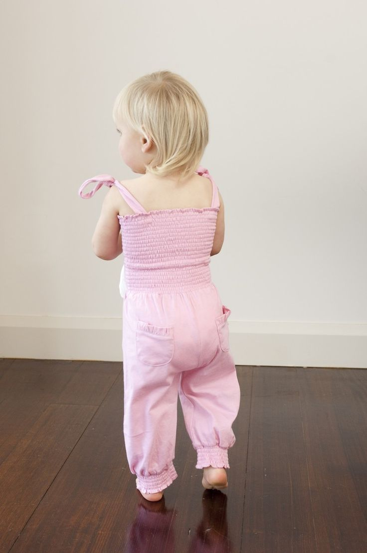 Babu - Girls Pantsuit, NZ$29.95 (http://www.babu.co.nz/clothing/summer-2012/girls-pantsuit/) One of our most popular summer outfits, this pantsuit is super cute and a must have!
