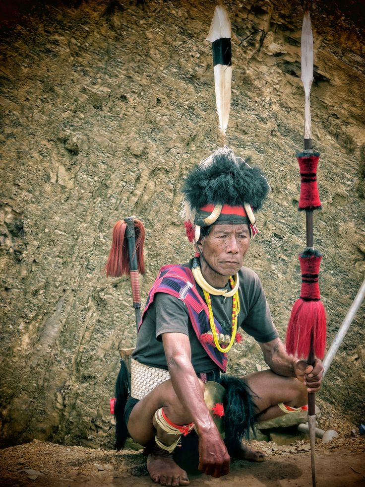 Nagaland warrior #nagaland #warrior #india #portrait