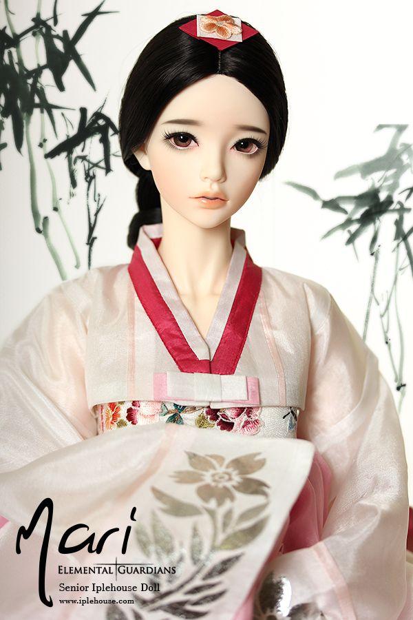 .Ball jointed Doll Total Shop :::Iplehouse.net::Korean.