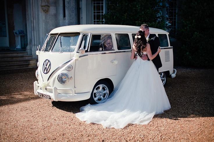 Gorgeous Wedding VW