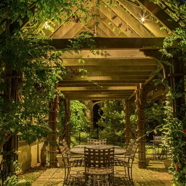 25 Great Porch Design Ideas: Top 25+ Best Pergola Lighting Ideas On Pinterest