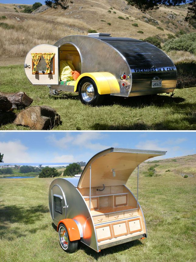 Teardrop Trailer With Bathroom: 72 Best Images About Teardrop Trailer On Pinterest