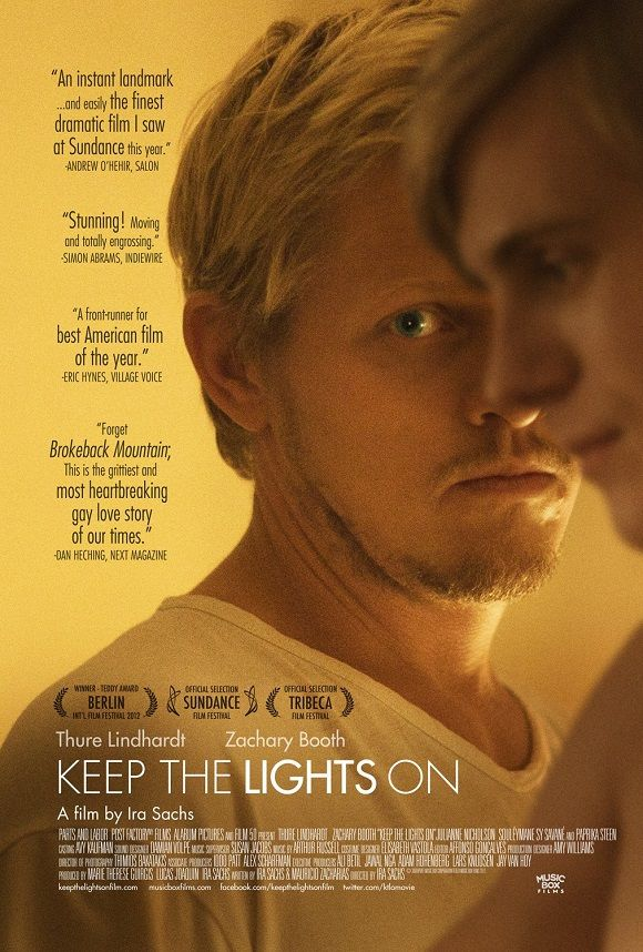 Gay Themed Films To Watch, Keep The Lights On