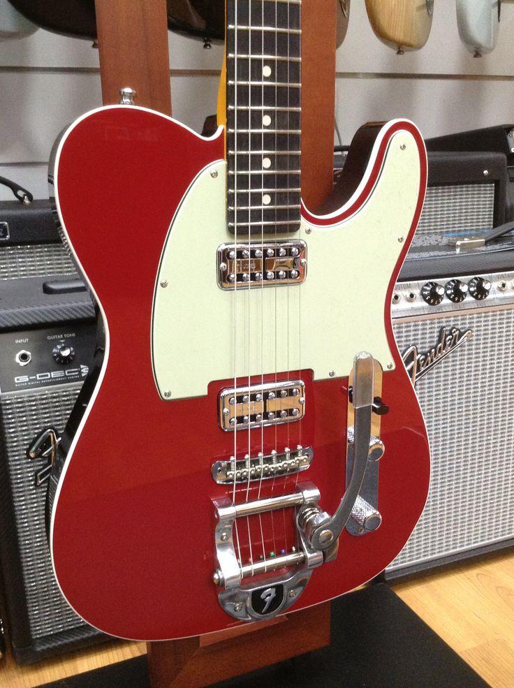 Fender Telecaster NOS CZ con pastillas TV Jones Classic