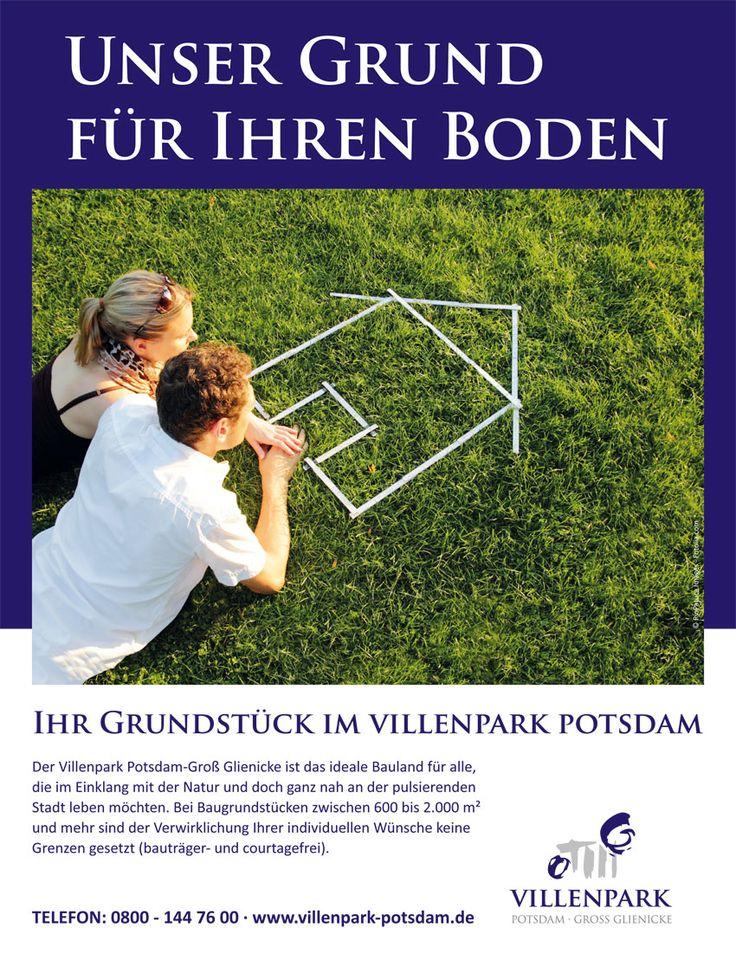 Unser Grund für Ihren Boden - Villenpark Potsdam Groß Glienicke - http://www.exklusiv-immobilien-berlin.de/hausanbieter-in-berlin/unser-grund-fuer-ihren-boden-villenpark-potsdam-gross-glienicke/004825/