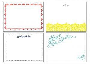 stationery variety pack from emily holmes