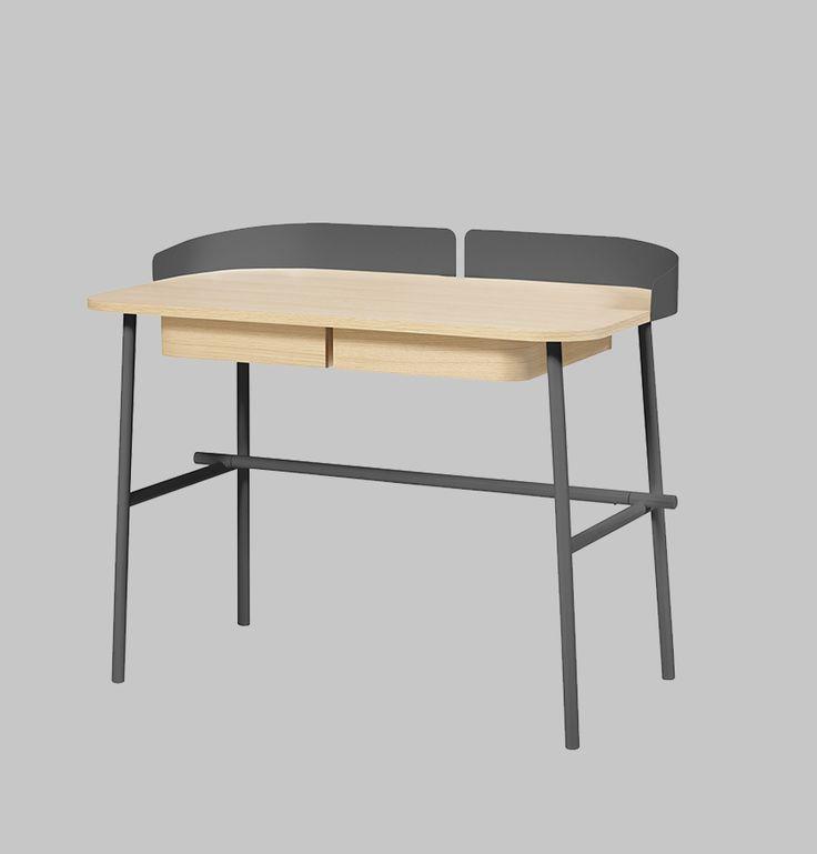Les 25 meilleures id es de la cat gorie mobilier peu - Bureau peu encombrant ...