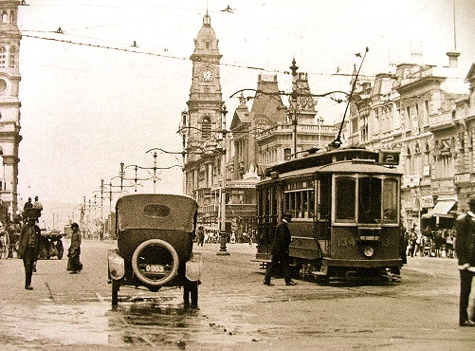 Adelaide SA 1930's