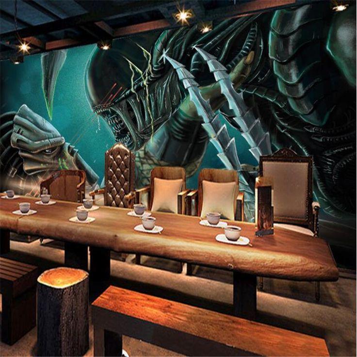 53 best 3 d behang images on Pinterest   Wall papers, Wallpaper and Wallpaper murals