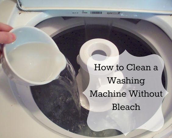 how to clean washing machine with affresh