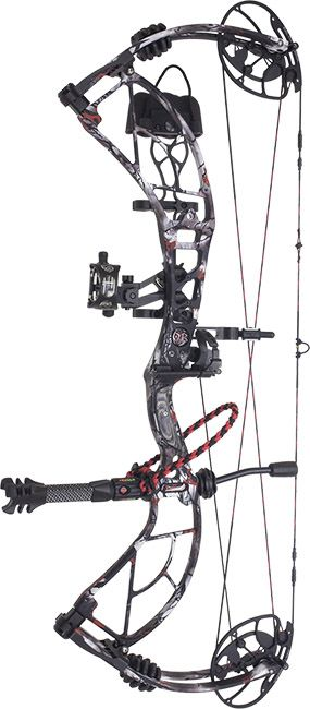obsession phoenix compound bow package