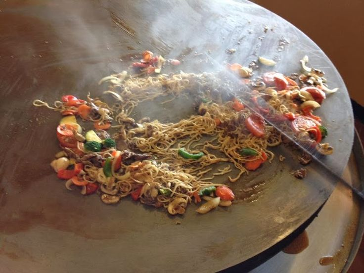 Mongolian Barbecue, food to eat in provo!
