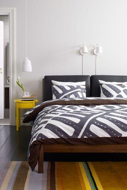 IKEA ! Colour Chameleon - Bedroom Design Ideas, Pictures, Decorating Ideas (houseandgarden.co.uk)