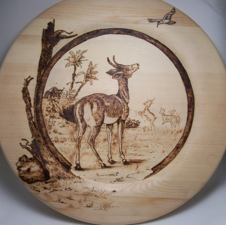 pyrography decorative wood plate brandmalerei pinterest brandmalerei gravur und holz. Black Bedroom Furniture Sets. Home Design Ideas