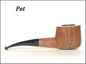 Pfeifenformen - Pipe Shapes
