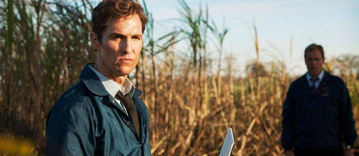 Matthew McConaughey dans True Detective, saison 1.