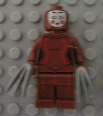LEGO BATMAN MOVIE MINIFIGURE KABUKI