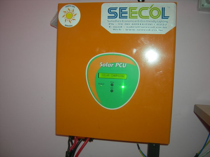 Solar UPS For Home: SEECOL is the leading manufacturers, dealers and distributors of Solar UPS For Home in India, Solar UPS For Home Manufacturers in India.