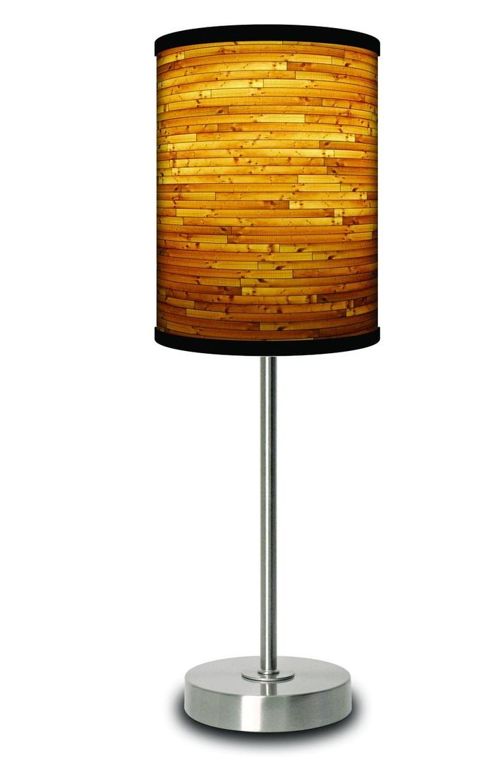 LAMP IN A BOX Wood Lamp