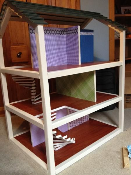 Dream Dollhouse   Do It Yourself Home Projects from Ana White