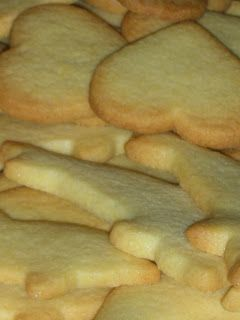 Galletas mantequilla thermomix