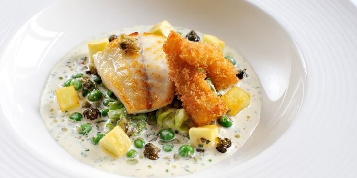 Nathan Outlaw delivers a majestic turbot recipe with tartare sauce, delightful for spring and summer.